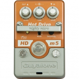 Guyatone Hot Drive HD M5 effect