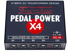 Voodo lab x4