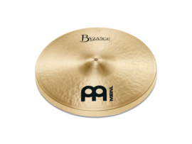 "13"" Meinl byzance medium hi hat"
