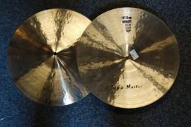 "16"" Masterwork Jazzmaster hi-hat extra light"