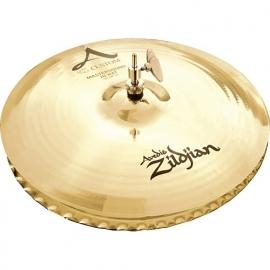 "13"" Zildjian A custom mastersound hihat (NSJ)"