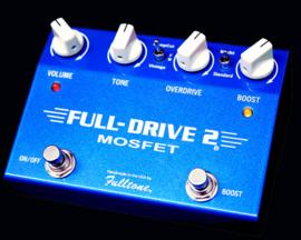 Fulltone full-drive 2 gitaar effect