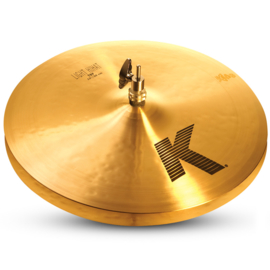 "15"" Zildjian K light hihat"