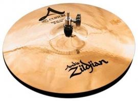 "14"" Zildjian A Custom hi-hat"