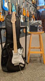 Starters pakket elektrische gitaar