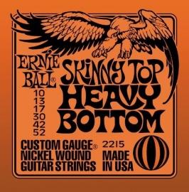 Ernie Ball Skinny top/Heavy bottom