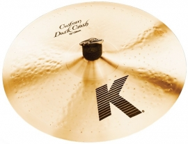 "15"" Zildjian K custom dark crash (NSJ)"