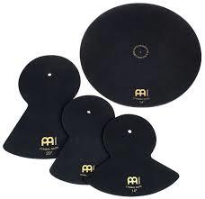 Meinl Cymbale mute set