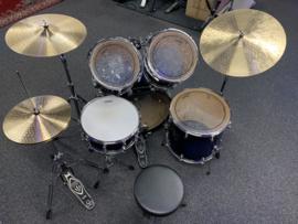 Entrada akoestisch drumstel (occasion)