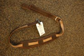 Souldier Saddle Strap - Celtic - Natural