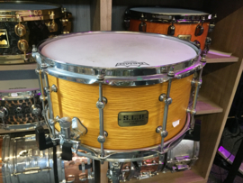 "Tama SLP limited edition BackBeat wood 14"" x 7"" snare (occasion)"