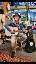 Western gitaar pakket