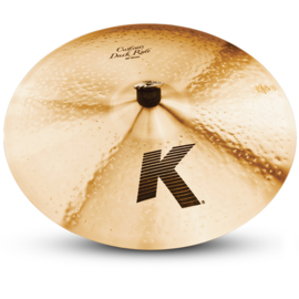 "20"" Zildjian K custom dark ride"