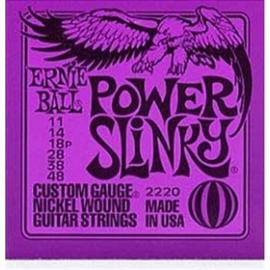 3-pack Ernie Ball Power Slinky 2220