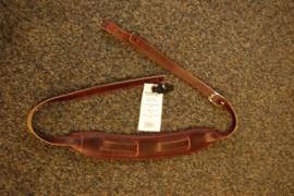 Souldier Saddle Strap - Mahogany