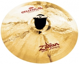 "11"" Zildjian Oriental sound effect splash"