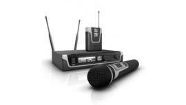 LD systems U500 draadloze microfoon