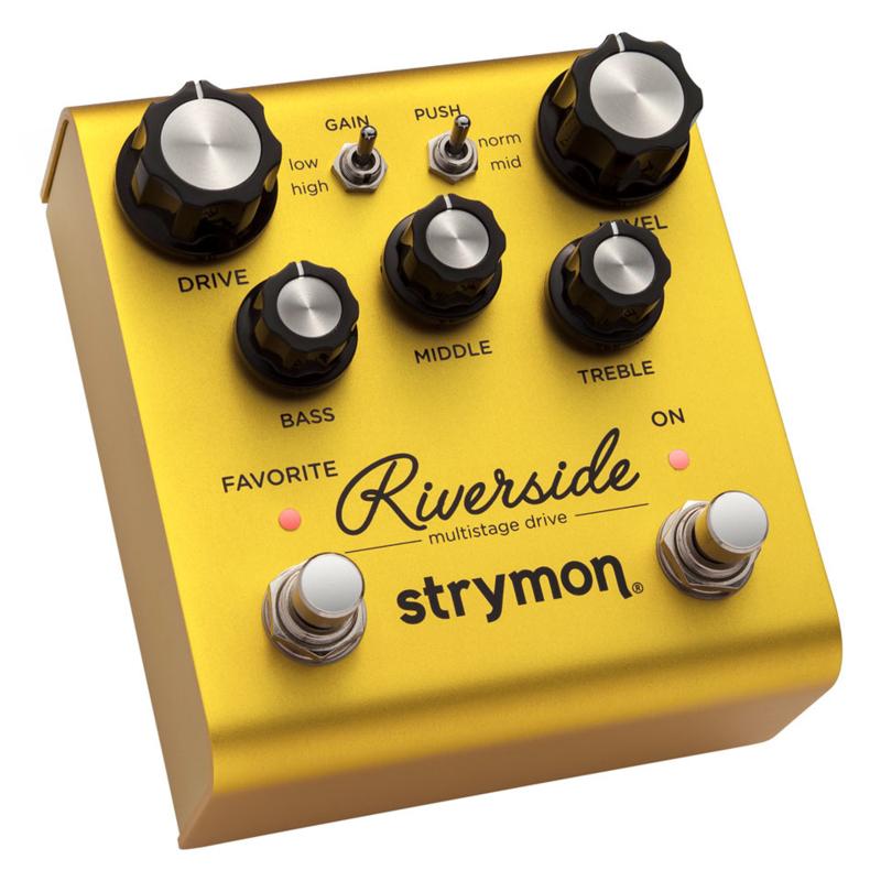 Strymon Riverside drive pedal