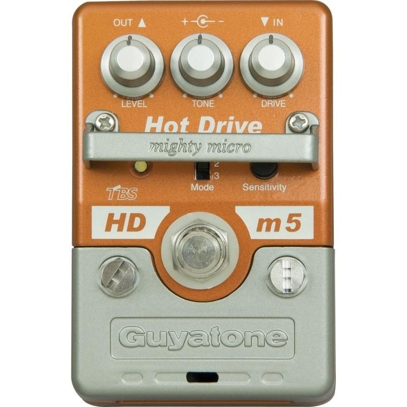 Guyatone Hot Drive HD M5 effect