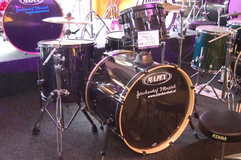 Mapex V rock set AANBIEDING!!