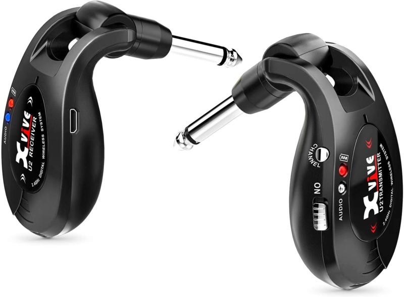 Xvive U2 wireless system (black)