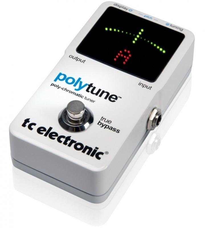 TC Electronics Polytune 3 met buffer