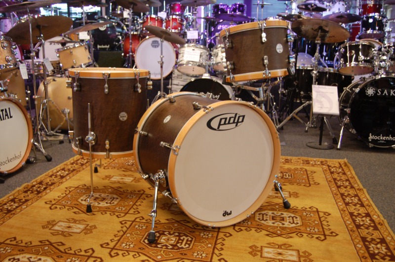 PDP Concept Classic Maple shell set (occasion)
