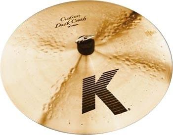"16"" Zildjian K custom dark crash (NSJ)"