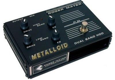 Roger Mayer Metalloid dual band HHD effect