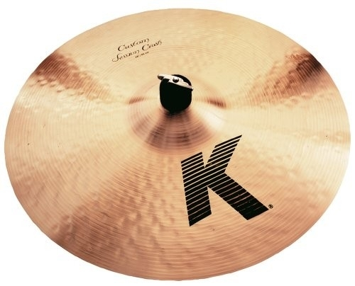"18"" Zildjian K custom session crash (NSJ)"