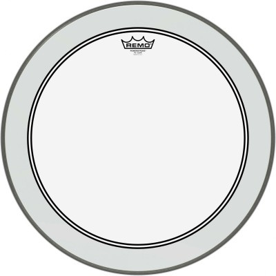 """20"""" remo powerstrok 3 clear"""