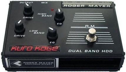 Roger Mayer Kuro Kage dual band HHD effect