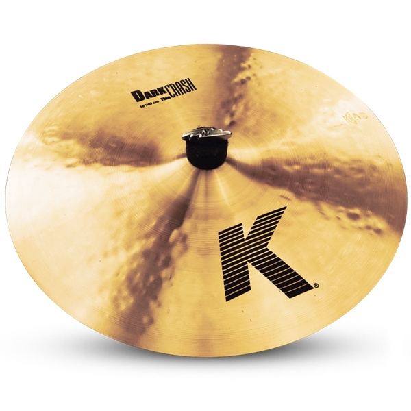 "16"" Zildjian K dark thin crash (NSJ)"