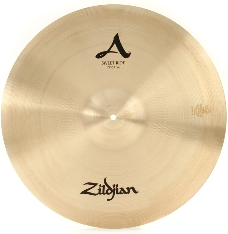 "21"" Zildjian A sweet ride (NSJ)"
