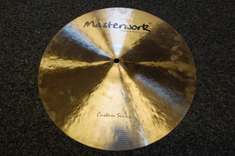 "16"" Masterwork Custom crash"