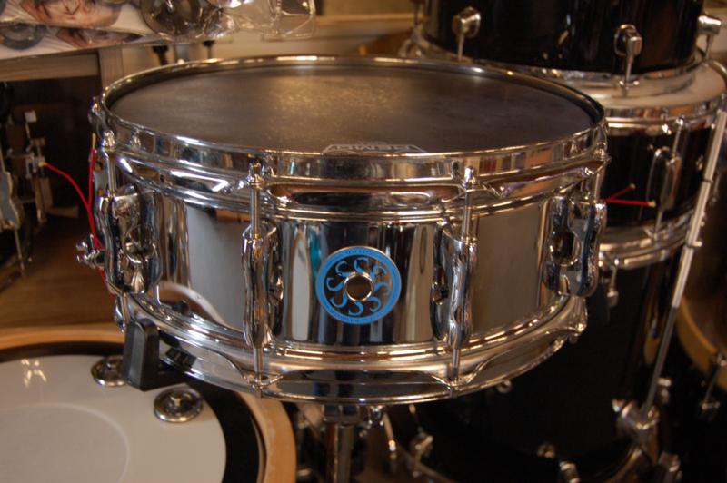 Sakae Aluminium snare SDM1455AL