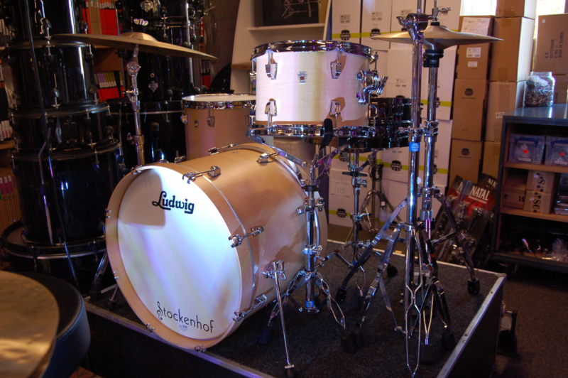 "Ludwig NeuSonic 20"" shell set"