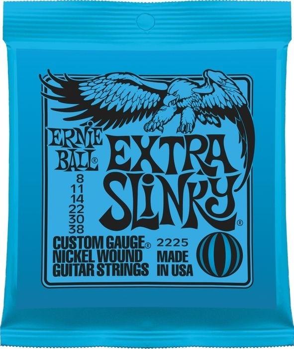 Ernie Ball Extra slinky 2225