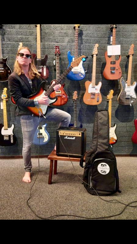 Elektrisch gitaar pakket
