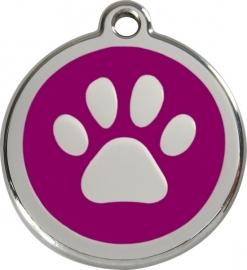 hondenpenning poot (1PP)