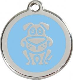 hondenpenning hond (1DG)