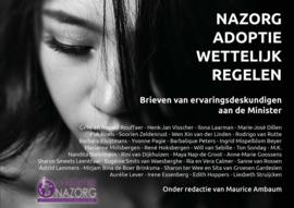 Boek nazorg adoptie: brieven aan minister Dekker