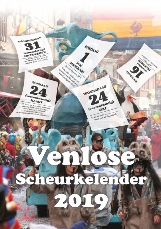Venlose Scheurkalender 2019