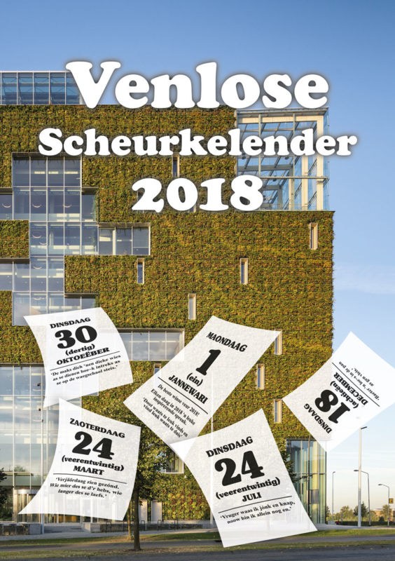 Venlose Scheurkalender 2018
