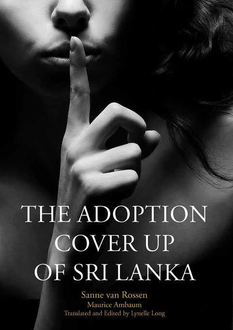 The Adoption Cover Up of Sri Lanka: pre order now!