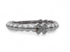 Kiss Joy ring met diamant
