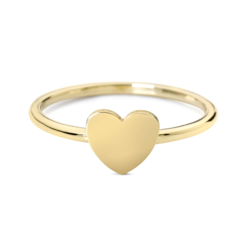 Miss Spring ring Forever Heart