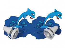 dolfijn 2 spots