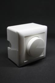 LED Pro dimmer - universel - 0-150 watt - opbouw- inclusief afdekplaat