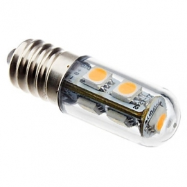 1W LED koelkastlamp E14 warm licht